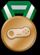 SPaG Monsters - Bronze Medal