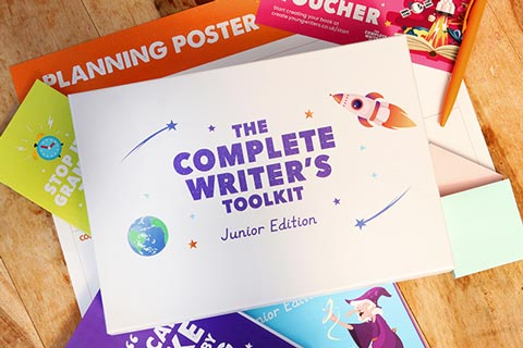 The Complete Writer's Toolkit - Junior Edition Thumbnail